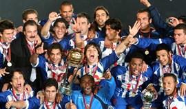 Dragões celebram no fim de semana conquistas da Taça Intercontinental
