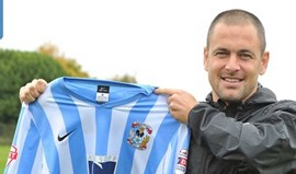 Joe Cole vai atuar no Coventry City até final da época