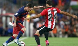 Barcelona defronta Athletic Bilbao Bilbao nos quartos da Taça do Rei