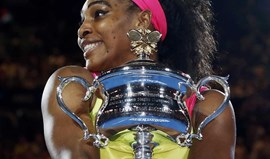 Serena Williams persegue recorde de Steffi Graf