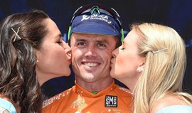 Tour Down Under: Simon Gerrans vence 3.ª etapa