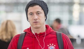 Empresário do Lewandowski vai reunir-se com o Bayern Munique