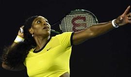 Serena e a ambição de igualar Steffi Graf