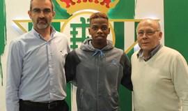 Betis recebeCharly Musonda Jr. por empréstimo