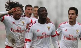 Oliveirense-Benfica B, 1-2: Águias vencem com um a menos