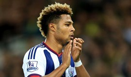 Serge Gnabry regressa ao Arsenal