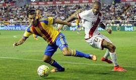 Valencia cede Lucas Orbán ao Levante