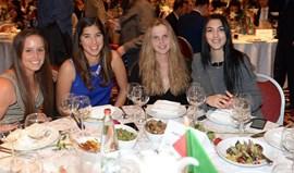 Portuguesas encantam antes de entrar em court na Fed Cup