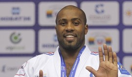 Teddy Riner falha Grand Slam de Paris