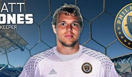 Matt Jones emprestado ao Philadelphia Union
