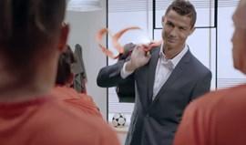 Ronaldo apanhado no meio do conflito israelo-palestiniano