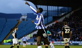 Lucas João fecha goleada do Sheffield Wednesday