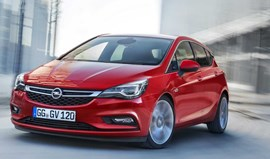 Opel Astra é Carro do Ano 2016