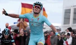 Volta ao Algarve: Luis Léon Sánchez vence 2.ª etapa