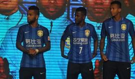 China: Ramires promete títulos em nova era no Jiangsu