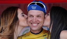 Volta ao Algarve: Tony Martin é o novo camisola amarela
