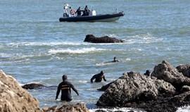 Encontrado corpo de criança desaparecida em Caxias