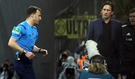 Federação alemã abre processo disciplinar a treinador do Bayer Leverkusen