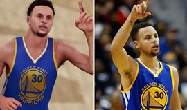 Steph Curry cria enorme problema aos... produtores do NBA2K
