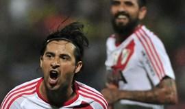 Copa Libertadores: Lucho marca na goleada do River