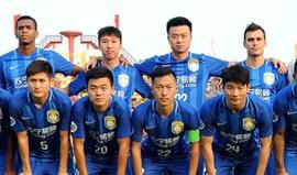 Liga dos Campeões da Ásia: Alex Teixeira estreia-se a marcar pelo Jiangsu Suning