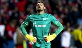 Lodygin vê um Benfica melhor