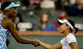 Indian Wells: Venus Williams perde no regresso... 15 anos depois