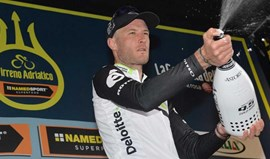 Tirreno-Adriático: Cummings vence quarta etapa