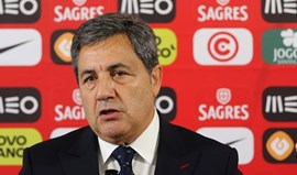 Portimonense e Santa Clara apoiam Fernando Gomes na recandidatura à FPF