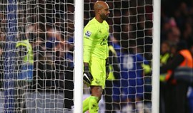 Howard deixa Everton no final da temporada