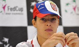 Ana Ivanovic não voltará a jogar pela seleção da Fed Cup