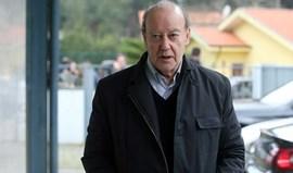 Pinto da Costa sabe se vai a julgamento a 29 de abril