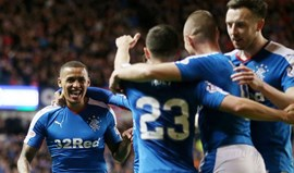 Escócia: Rangers regressa à Premier League