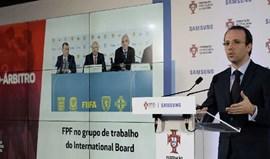Testes com vídeo árbitro podem ser feitos em Portugal