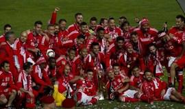 Águiasponderam disputar final da Taça CTT com a equipa B