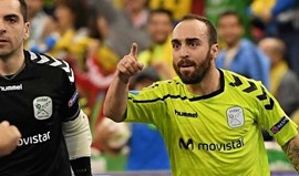 UEFA Futsal Cup:Ricardinho em dúvida para a final