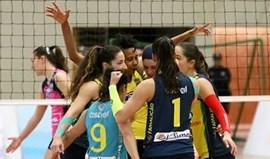 Atlético VC sagrou-se campeão nacional feminino