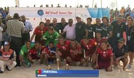 Portugal conquista Torneio Internacional de Cabo Verde