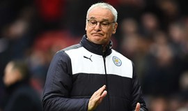 Ranieri ligou a agradecer a Hiddink