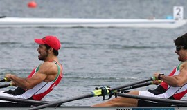 Europeus de Brandenburgo: Mendes e Fraga falham final A de double scull