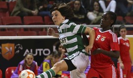 Sporting e Benfica decidem final da Taça de Portugal feminina
