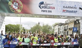 Diversão marca Wings for Life World Run