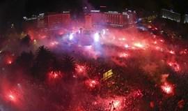 A história empurra o Benfica