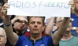 Roberto Martínez despedido do Everton