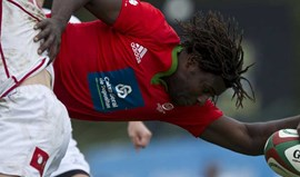 Sevens: Portugal segue para a Taça Shield em Paris