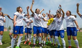 Seleção de sub-16 vence torneio da UEFA