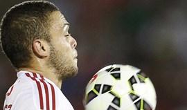 Jonathan Rodríguez regressa para fazer pré-temporada