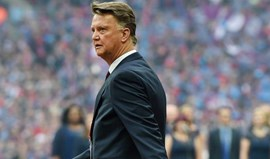 Van Gaal garante: «Acabou»