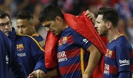 Suárez arrisca a Copa América
