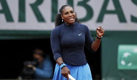 Serena Williams nas meias-finais